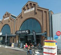 DuneBiking Duin & Haven fietstocht: de havens van IJmuiden